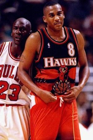 1996 Atlanta Hawks Season