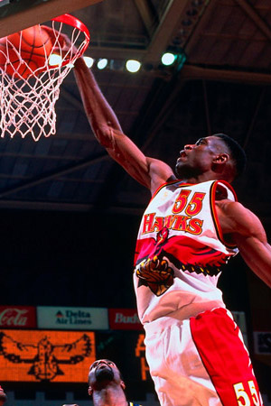 1998 Atlanta Hawks season