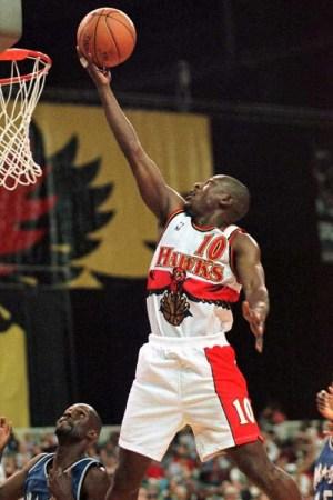 1999 Atlanta Hawks Season
