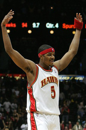 2005 Atlanta Hawks Season