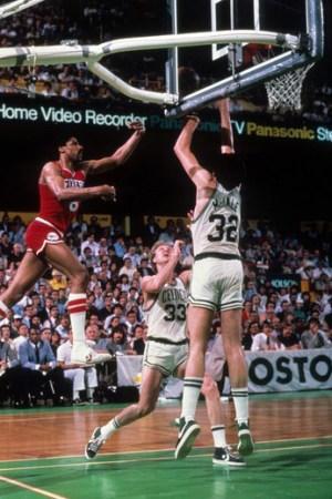 1982-83 Boston Celtics Season
