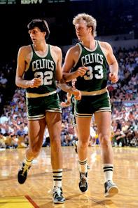 1986-87 Boston Celtics Season