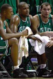 1997-98 Boston Celtics Season