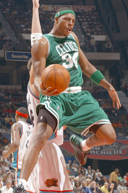 2004-05 Boston Celtics Season