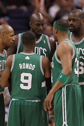 2011 Boston Celtics season