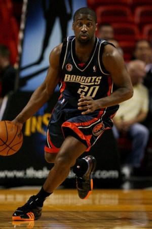 2007-08 Charlotte Bobcats Season