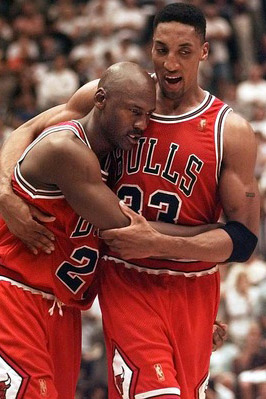 1995 Chicago Bulls Season