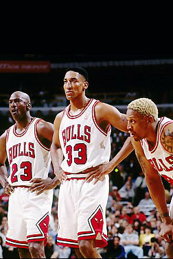 1996 NBA Season