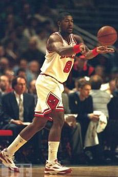 2000 Chicago Bulls Season