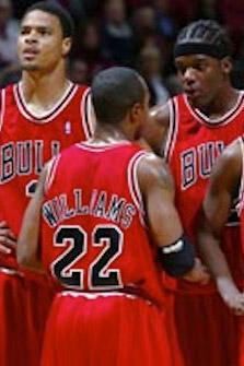 2003 Chicago Bulls Season