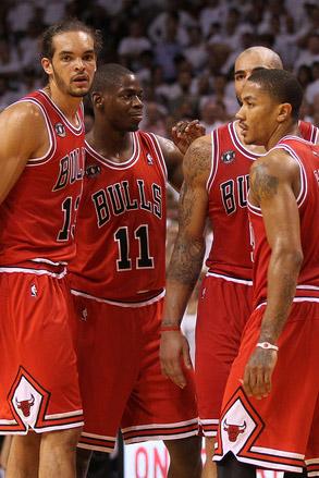 2011 Chicago Bulls Season