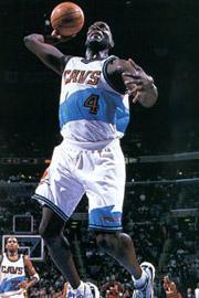 1997 Cleveland Cavaliers Season