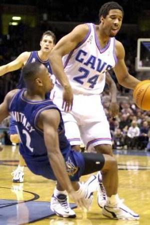 2001 Cleveland Cavaliers Season