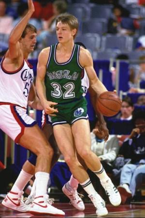 1985-86 Dallas Mavericks Season