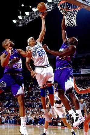 1995-96 Dallas Mavericks Season