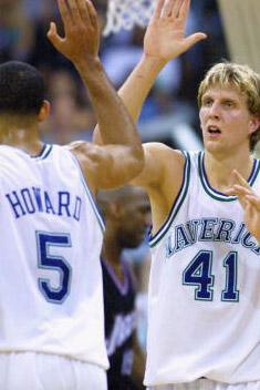 2000-01 Dallas Mavericks Season