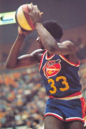 1976 Denver Nuggets Season