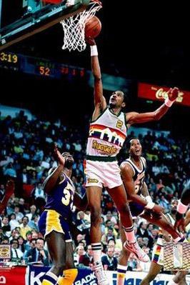 1985 Denver Nuggets Season