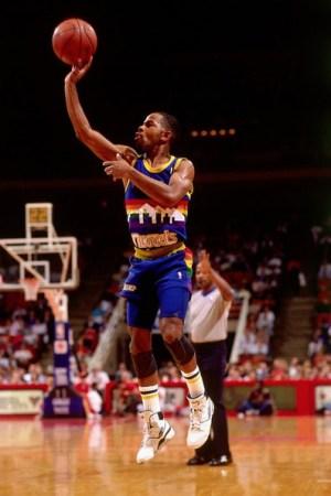 1990 Denver Nuggets Season