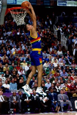 1993 Denver Nuggets Season