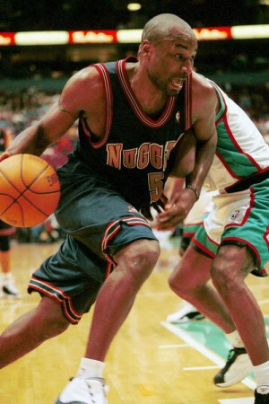 2001 Denver Nuggets Season