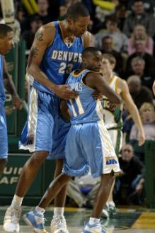2005 Denver Nuggets Season