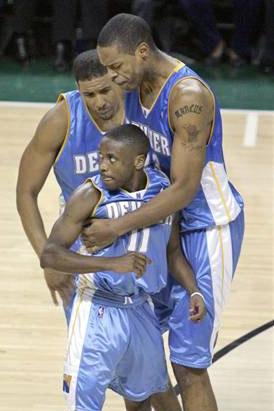 2007 Denver Nuggets season