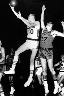 1951 Fort Wayne Pistons Season