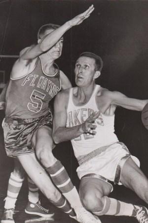 1954 Fort Wayne Pistons Season