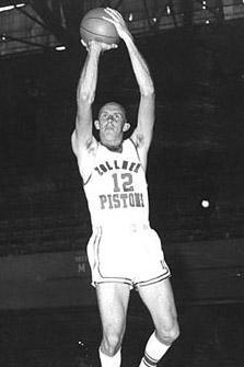 1957 Fort Wayne Pistons Season