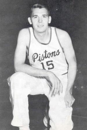 1964 Detroit Pistons Season