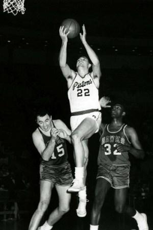 1965 Detroit Pistons Season