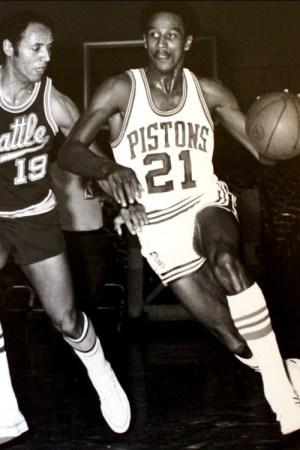 1966 Detroit Pistons Season