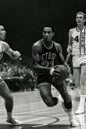 1969 Detroit Pistons Season