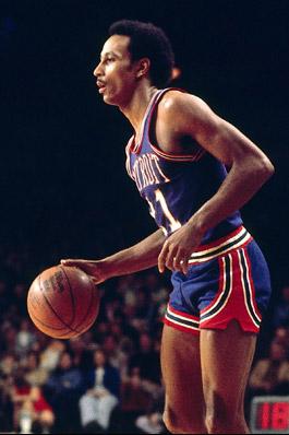 1972 Detroit Pistons Season