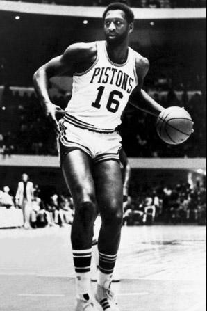 1973 Detroit Pistons Season
