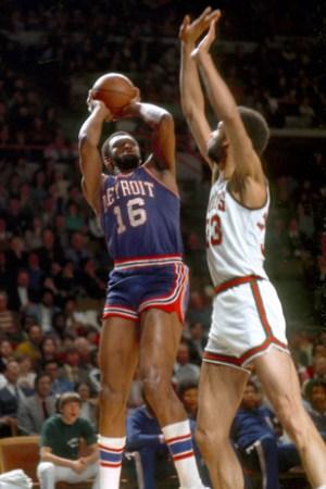 1975 Detroit Pistons Season