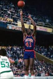1981 Detroit Pistons Season