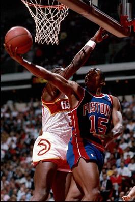 1985 Detroit Pistons Season