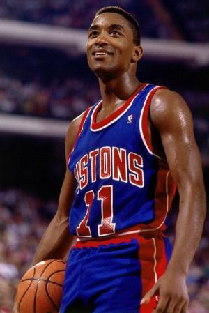 1986 Detroit Pistons Season