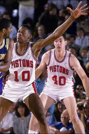 1992 Detroit Pistons Season