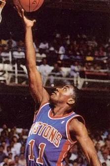 1993 Detroit Pistons Season