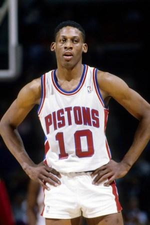 1994 Detroit Pistons Season