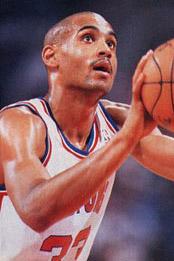 1995 Detroit Pistons Season
