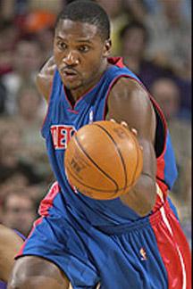 1996 Detroit Pistons Season
