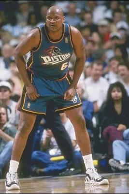 1997 Detroit Pistons Season