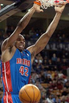 2000 Detroit Pistons Season