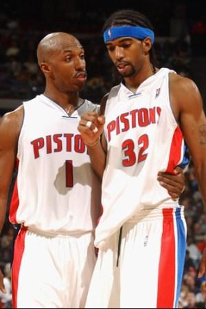 2003 Detroit Pistons Season