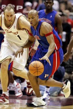 2006 Detroit Pistons Season