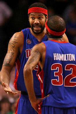 2008 Detroit Pistons Season
